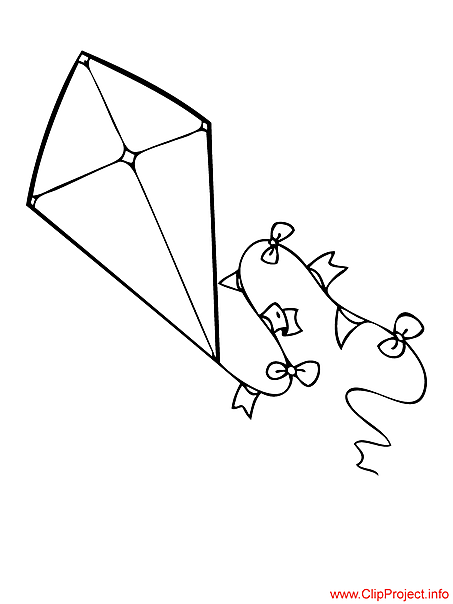 Japanese Kite Coloring Page Coloring Pages