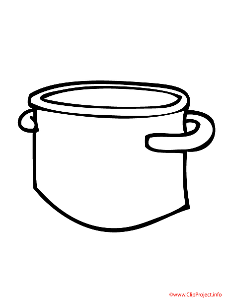 Cute Frying Pan Coloring Coloring Pages Pan Coloring Pages