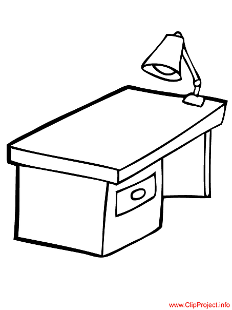 tables coloring pages - photo #9