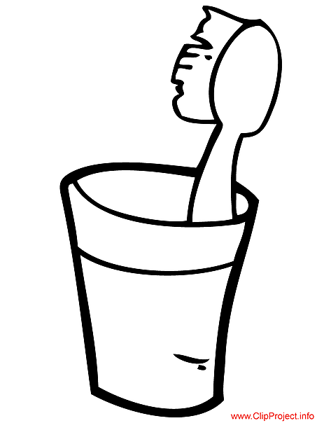 Toothbrush Coloring Pages - klejonka