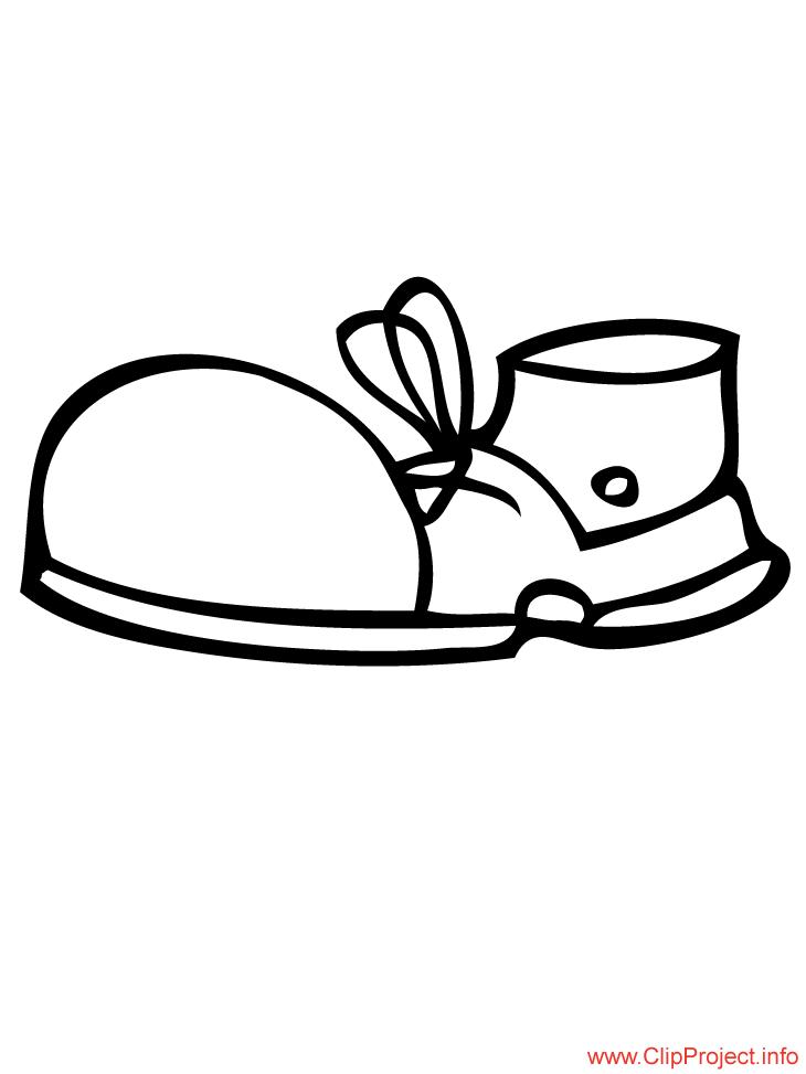 free coloring dutch shoe pages - photo#13