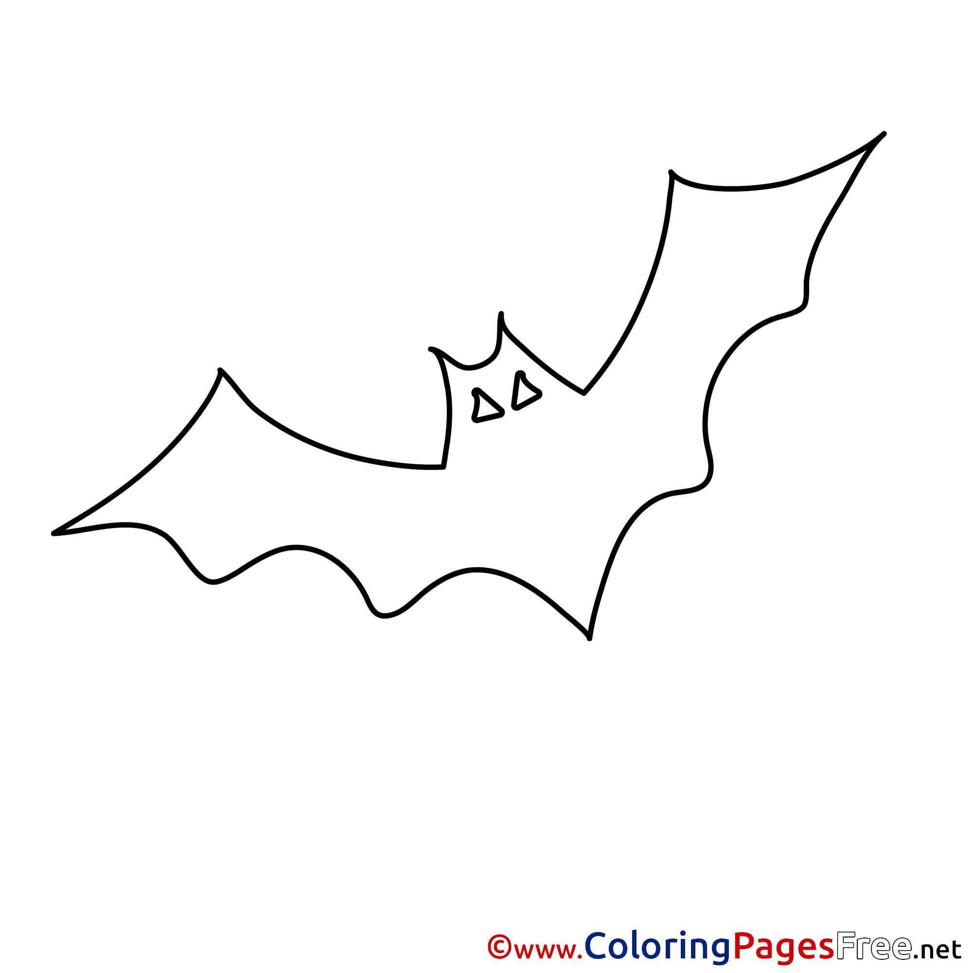 Vampire Bat Coloring Page Bats and Worksheets - Pinterest Coloring pictures of vampire bats