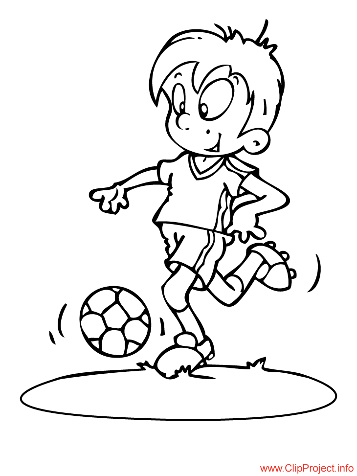 soccer player coloring pages - photo#28