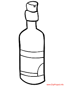 Bottle image to color