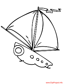 Ship image to color