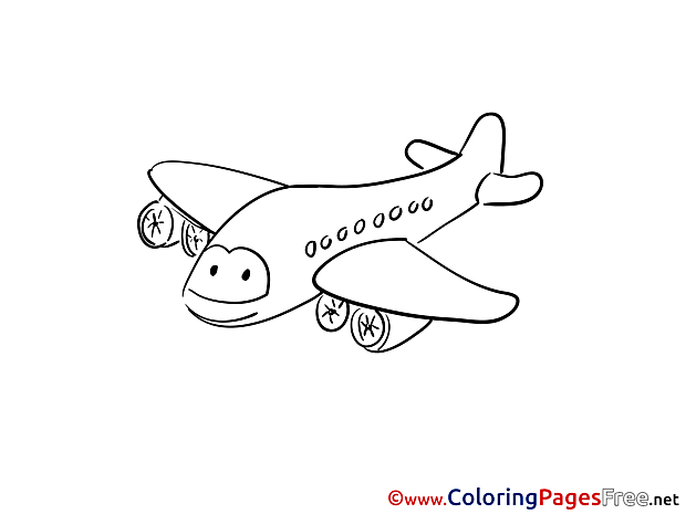 For Children free Coloring Pages