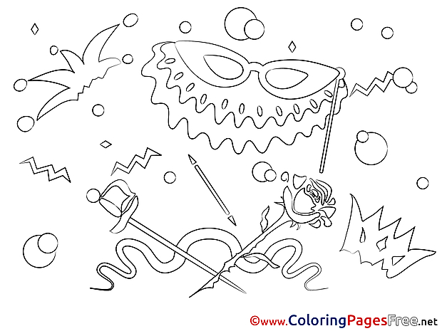 Feast free printable Coloring Sheets