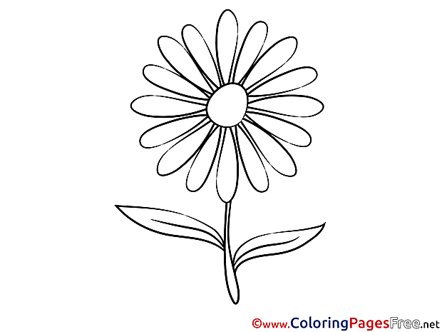 Astra Kids free Coloring Page