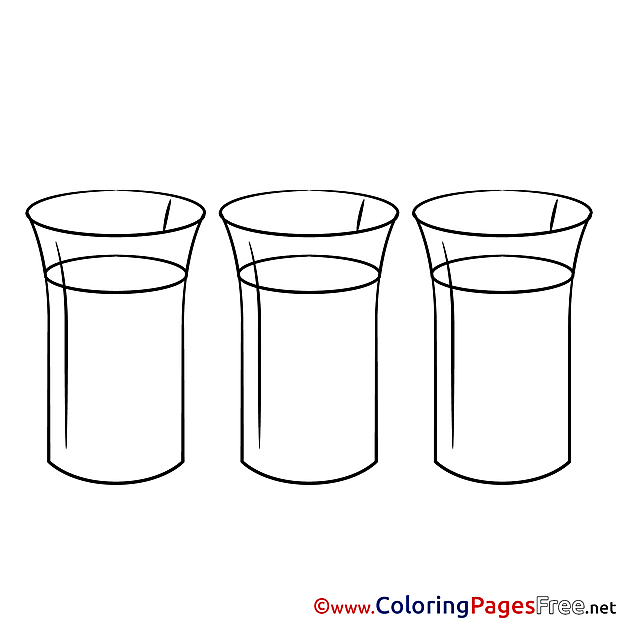 Tubes printable Coloring Pages for free