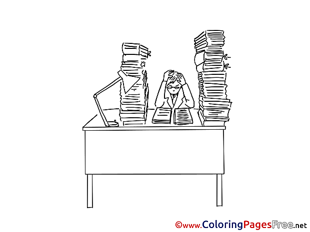 Heap for Children free Coloring Pages