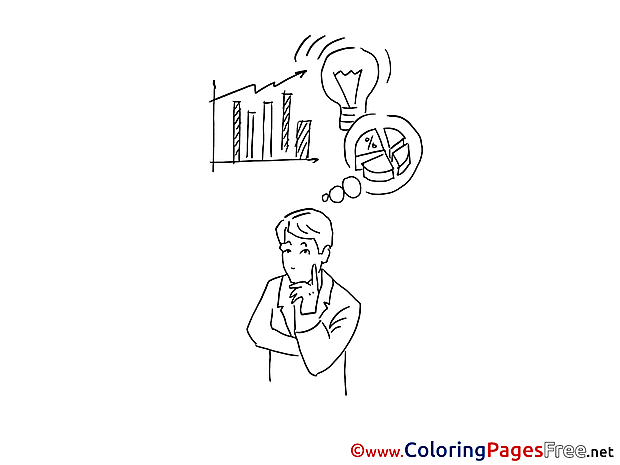 Idea download Colouring Sheet free