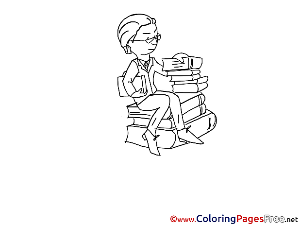 Raport for Children free Coloring Pages