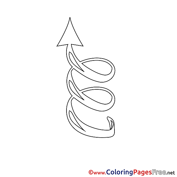 Spiral printable Coloring Pages Business for free