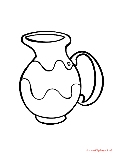Jar printable coloring page farm