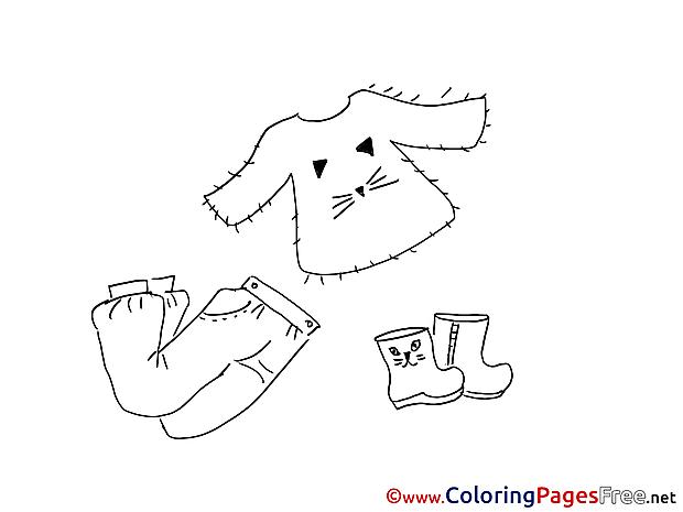 Fashion printable Coloring Sheets download