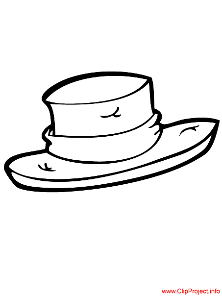 Hat colouring image mode