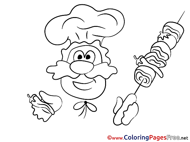 Kitchener Coloring Sheets download free
