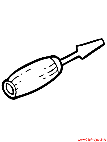 Screwdriver image to color