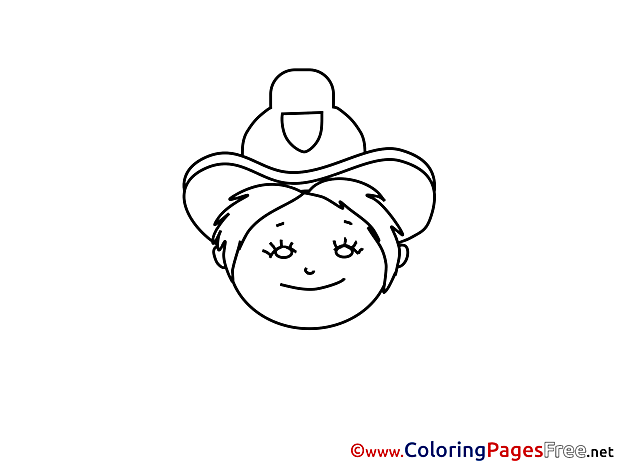 Image download printable Woman Coloring Pages