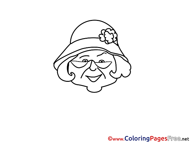 Missis printable Coloring Pages for free