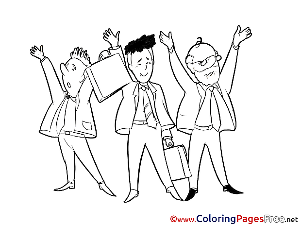 Success printable Coloring Pages for free