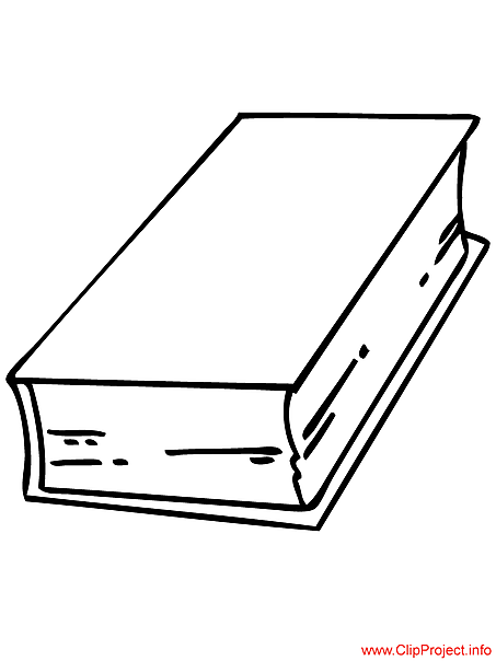 Book image free for coloring