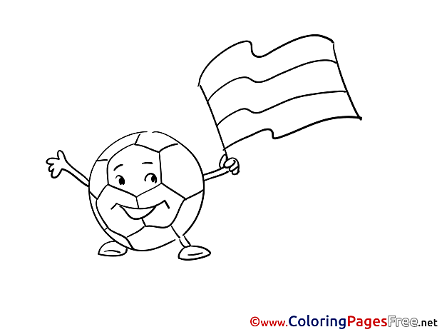 Soccer Coloring Pages download