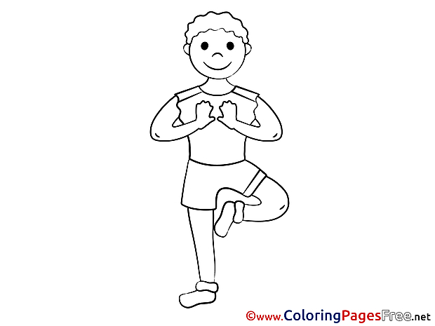 Kung-fu Coloring Sheets download free