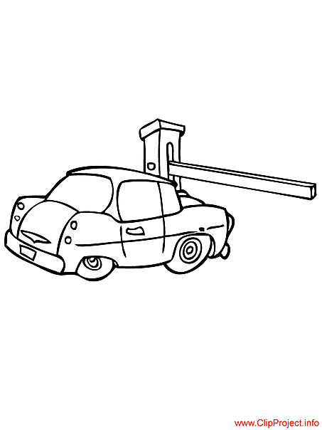 Vehicle coloring