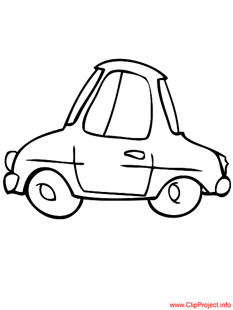 Vehicle image for color free download