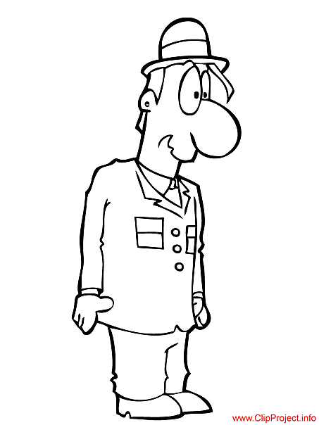 Advocate image - coloring pages of work