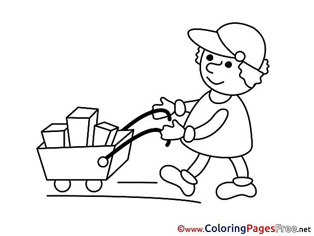 Buyer Purchase Coloring Sheets download free
