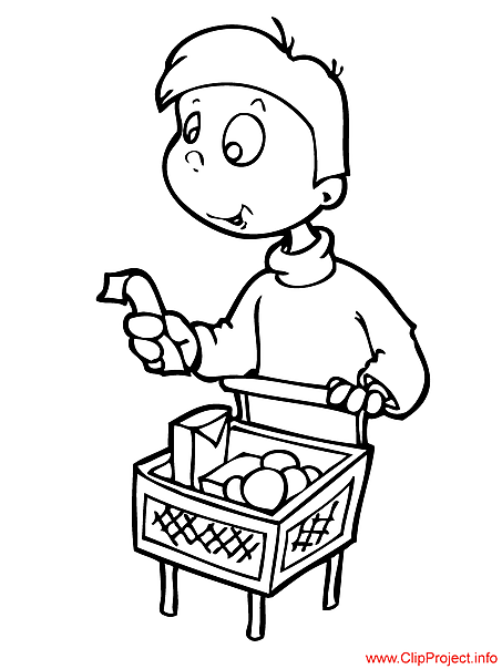 School Objects Coloring Pages #3