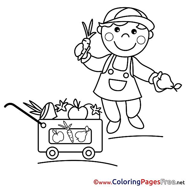 Vendor download printable Coloring Pages