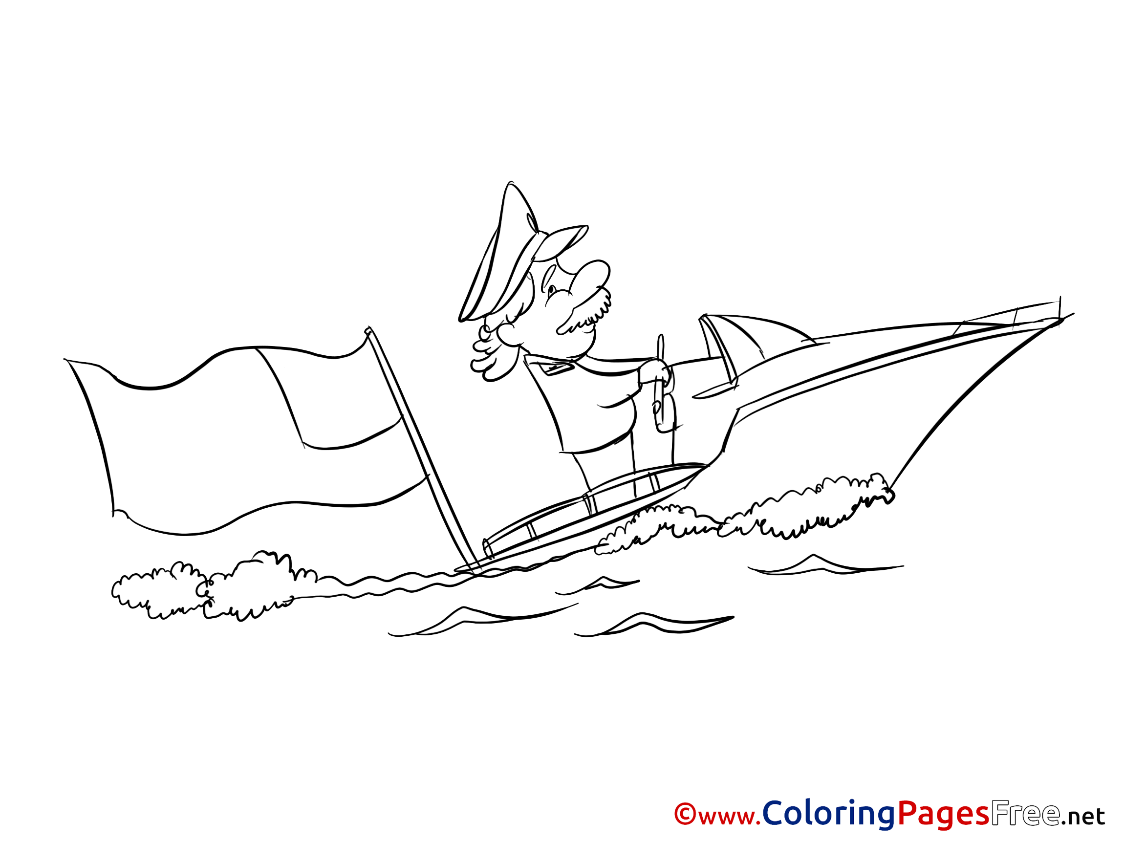 Printable Coloring Sheets download Independence Day