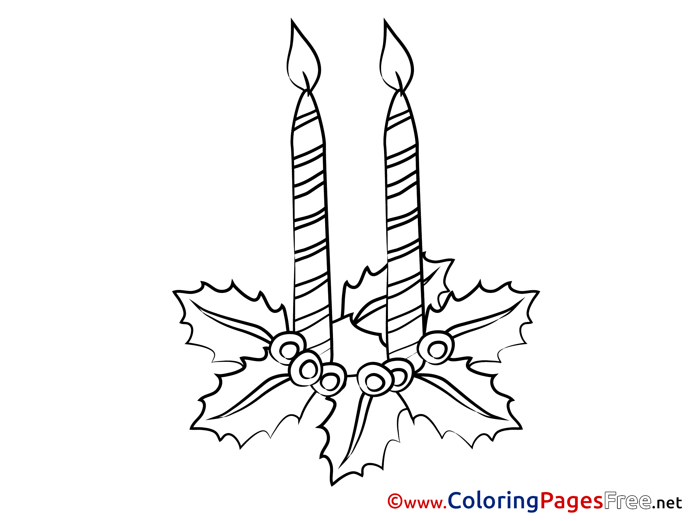 Advent Wreath Coloring Pages, Free Advent Printables | Nativity ... | 1725x2300