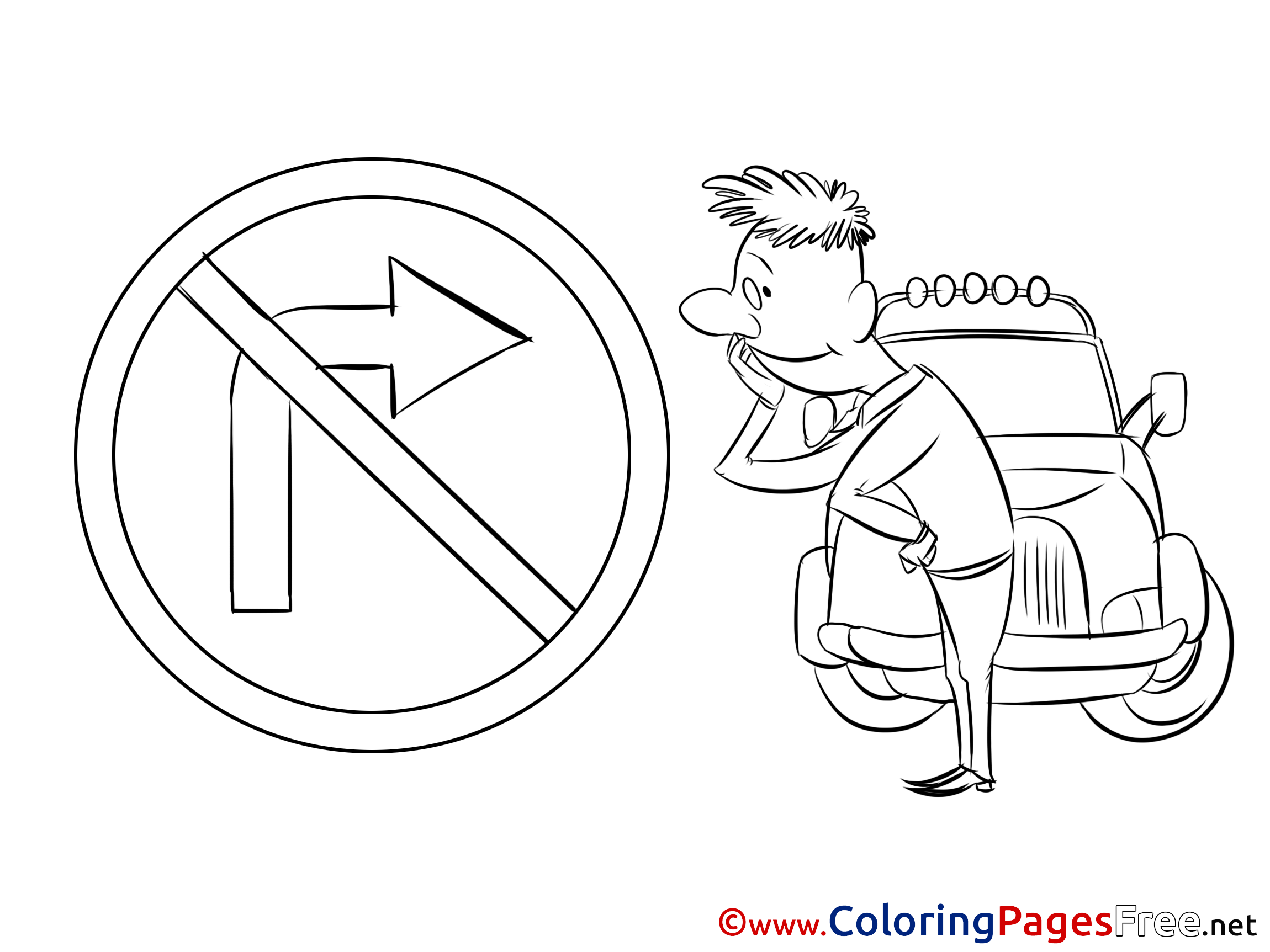 arrow coloring pages print - arrow sign free printable coloring sheets