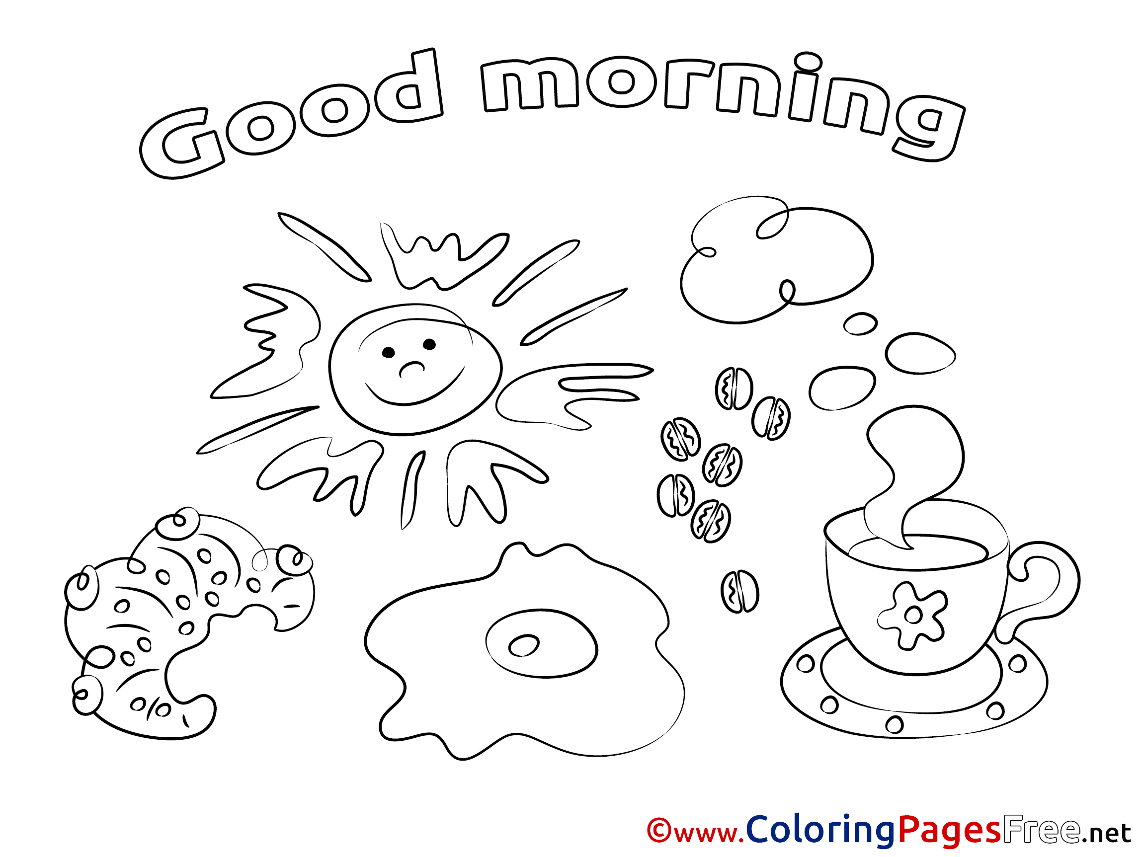 87 Free Coloring Page For The Good Samaritan