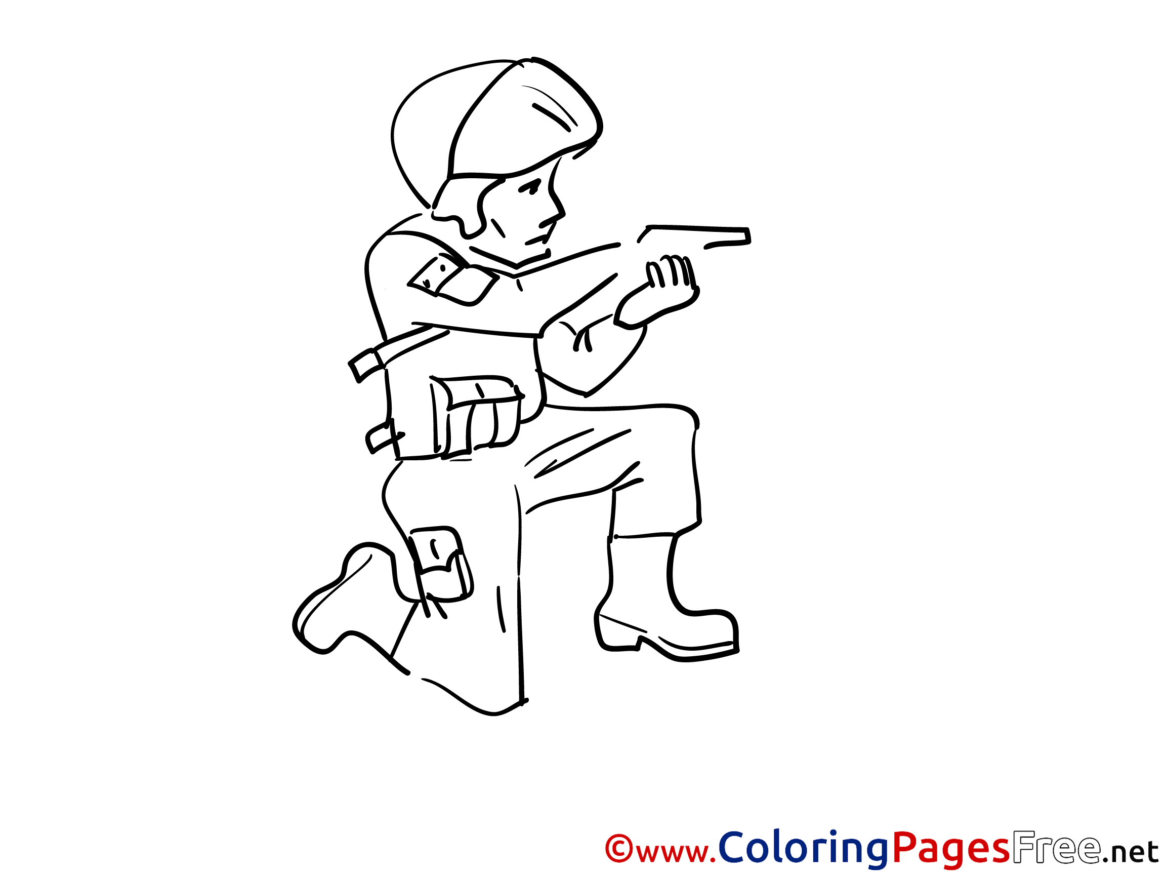 SWAT Coloring Pages for free