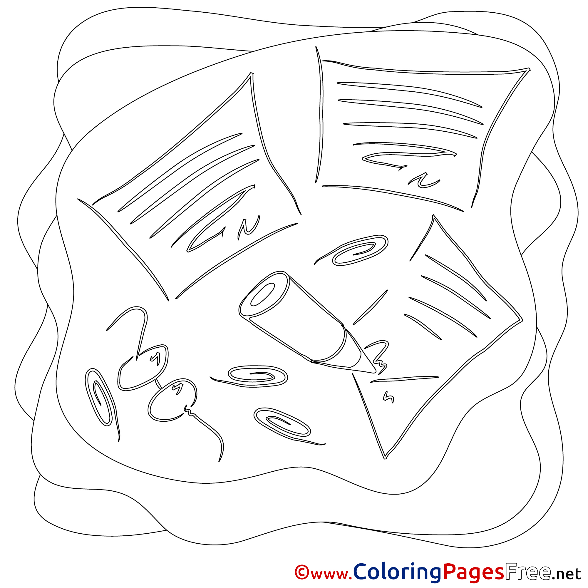 Coloring Pages of Job Professions | Coloring books, Coloring pages ... | 2001x2001