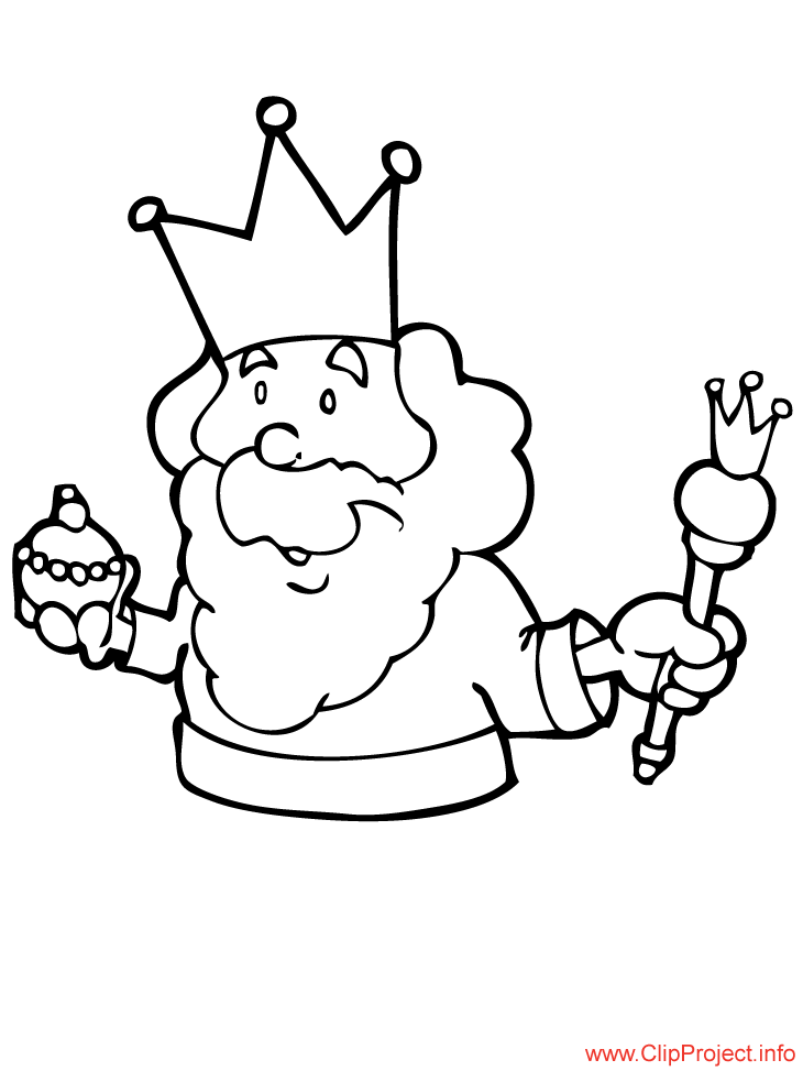 Colouring Picture King : King coloring free