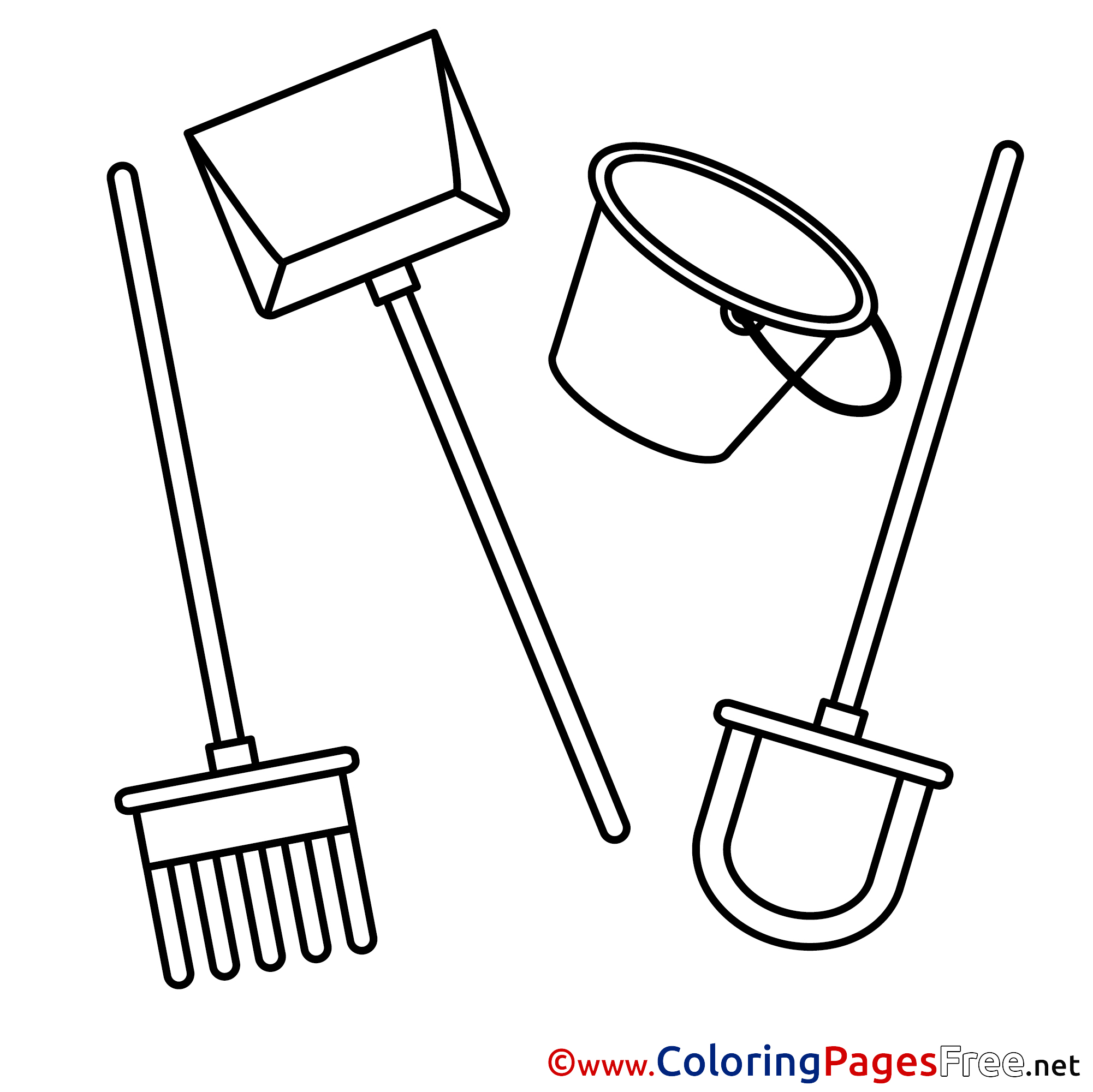 Free coloring pages instruments - Free Coloring Pages Instruments 42