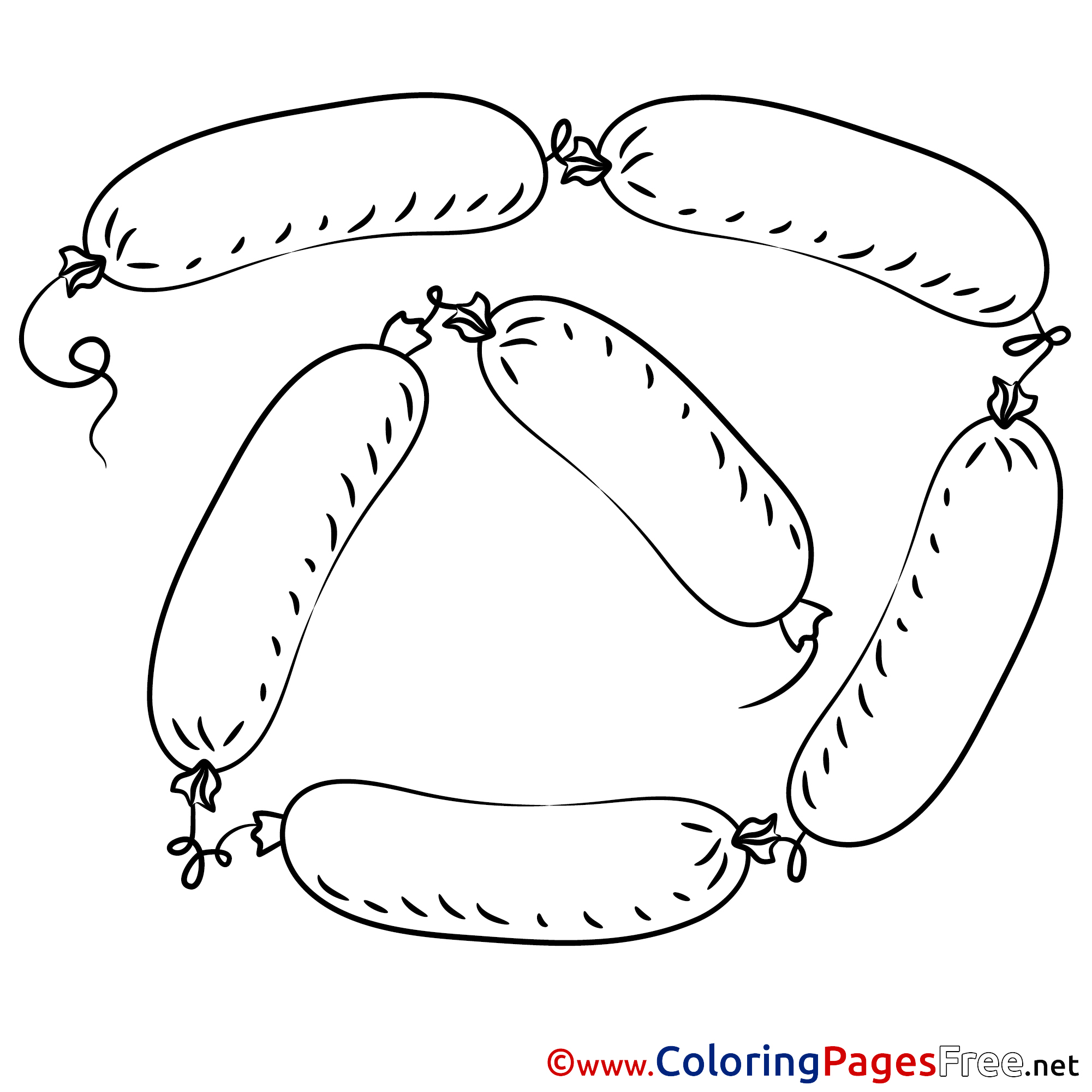 Printable Fashion Design Coloring Pages