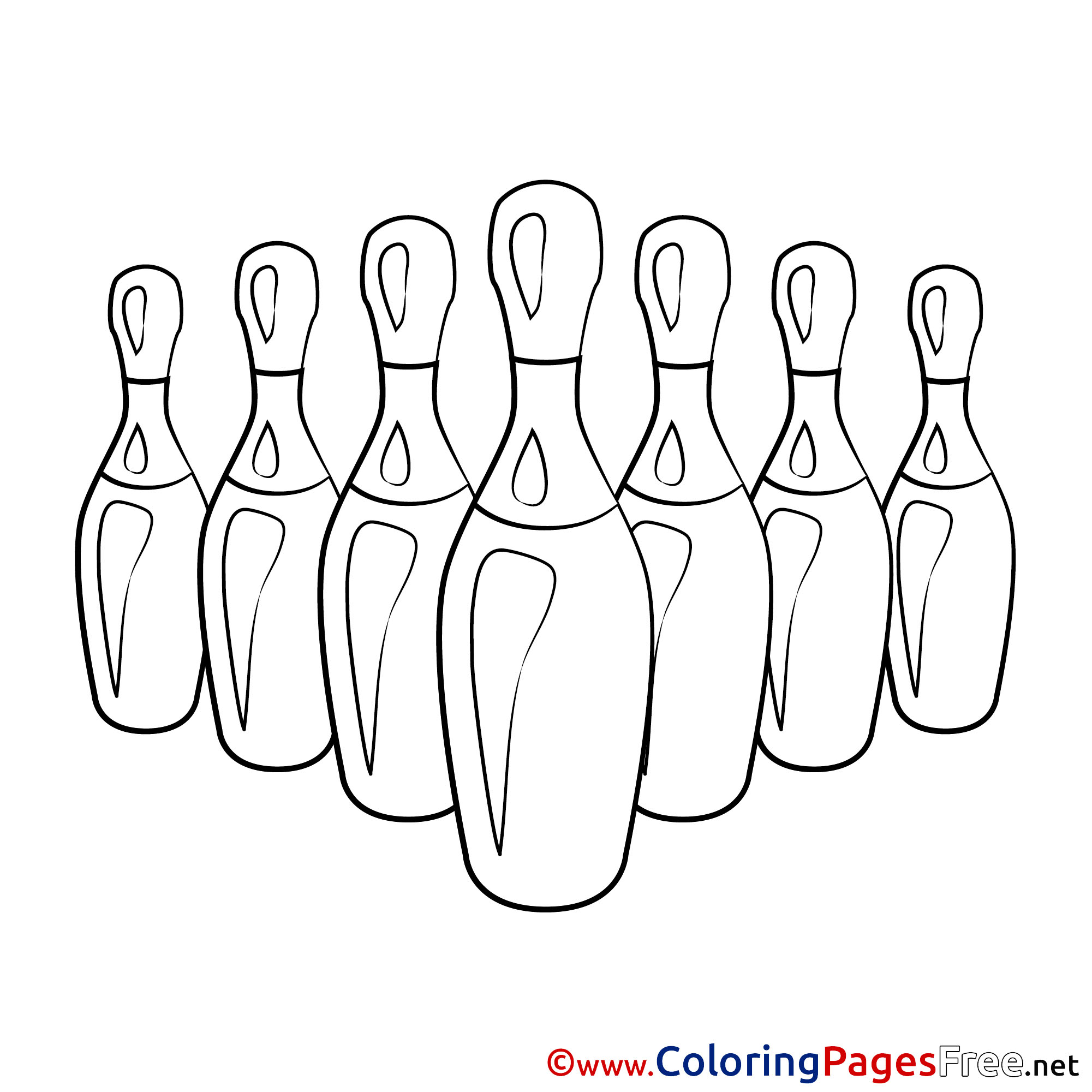Skittles for Children free Coloring Pages