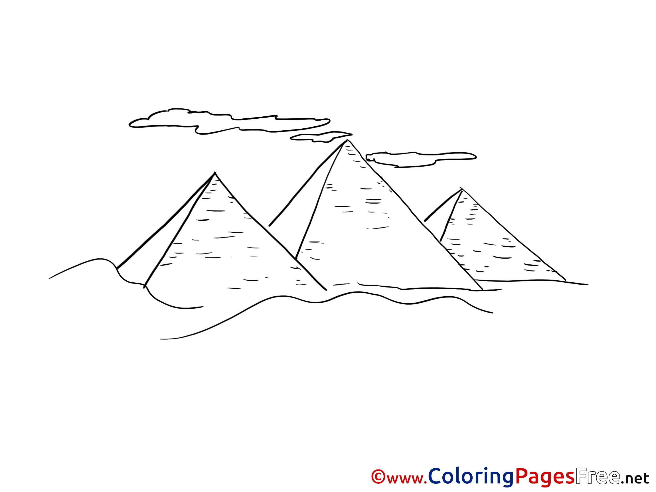 Egyptian Coloring Pages Idea - Whitesbelfast   1725x2300