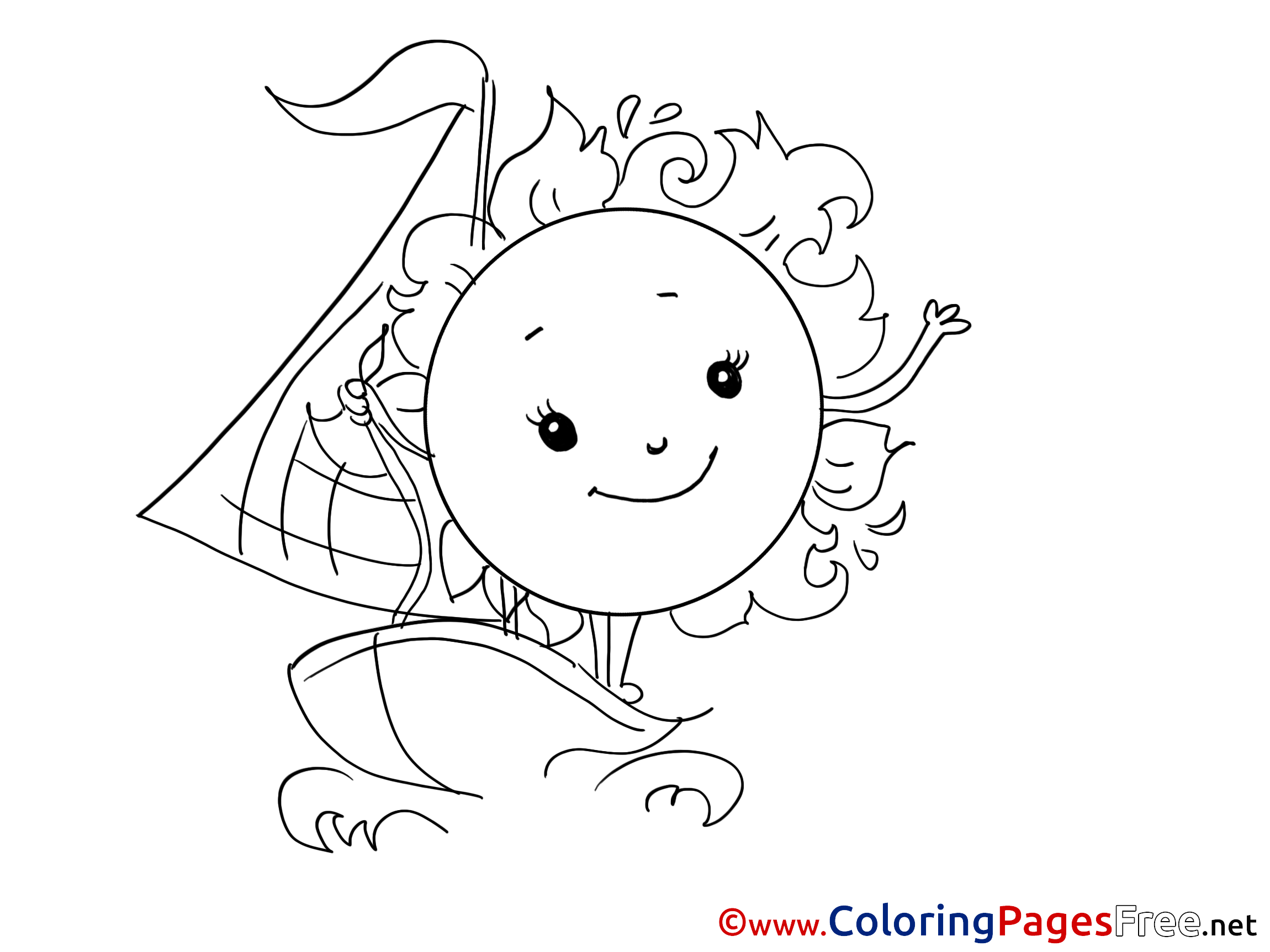 Boat Coloring Pages Free Teacher Worksheets - Coloring Pages | 1725x2300