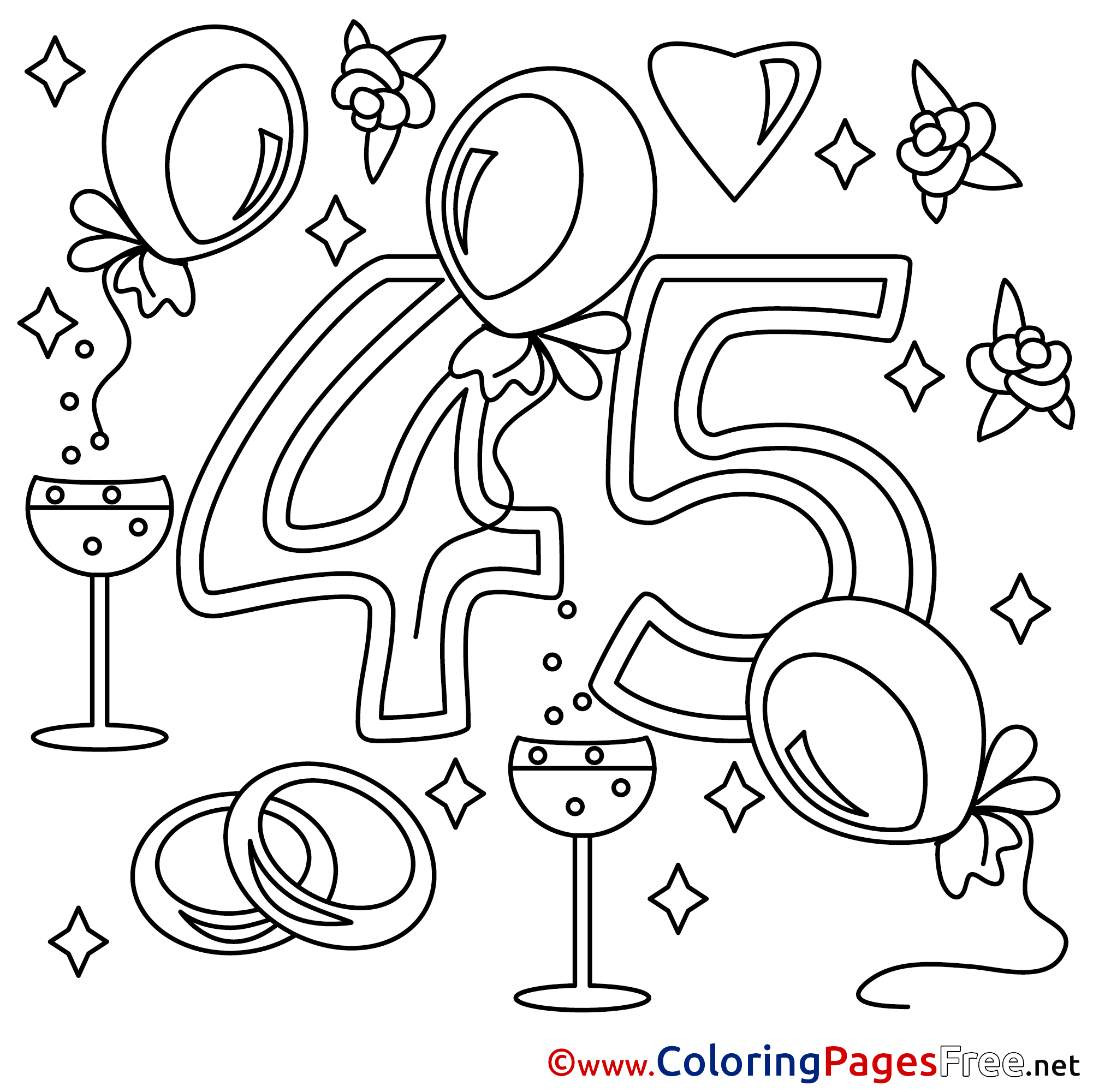 Wedding Coloring Books Printable New Free For Kids Luxury ... | 2001x2002