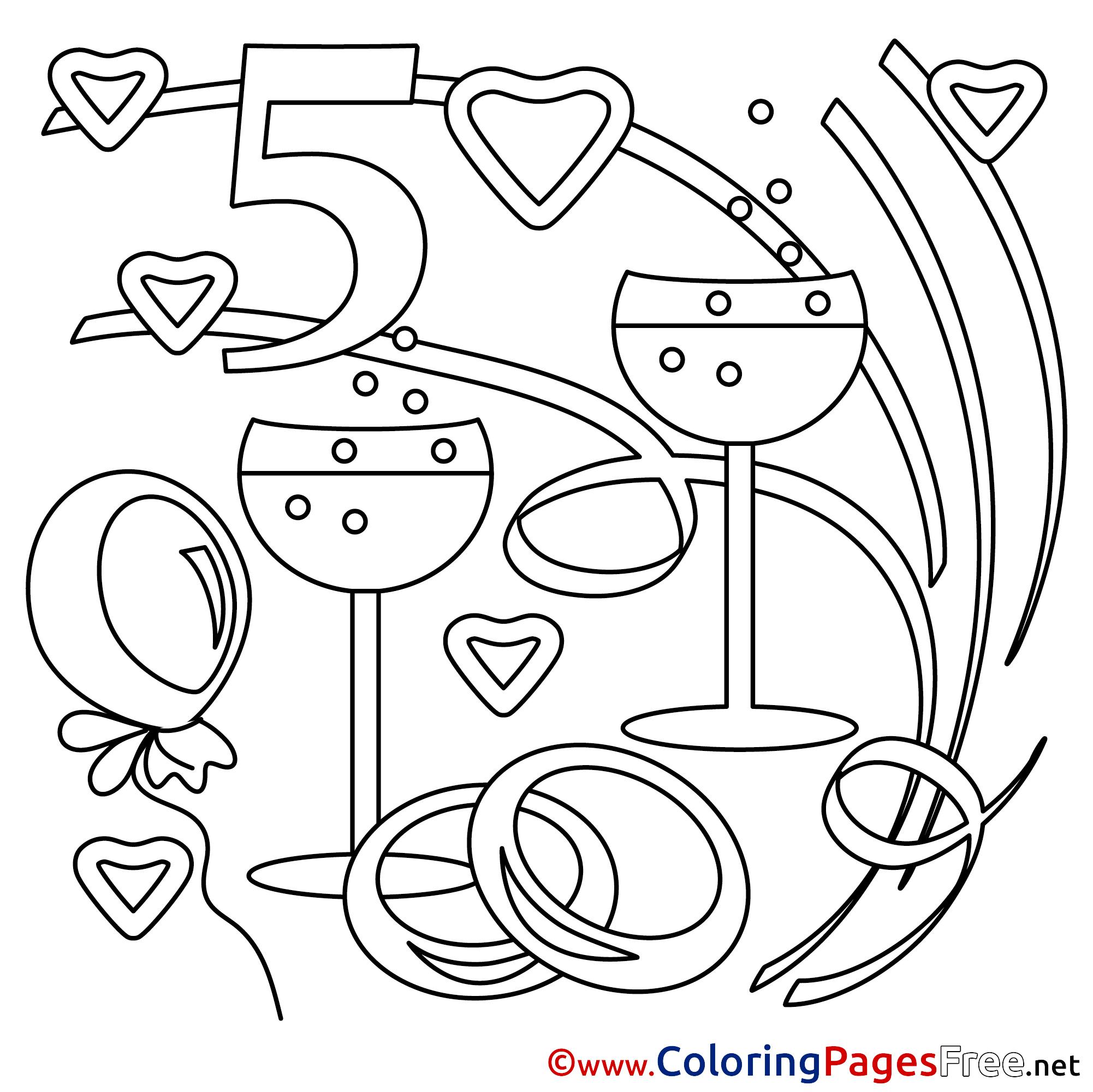 Printable coloring sheets wedding - Printable Coloring Sheets Wedding 38