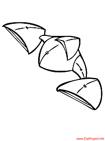 Spacecraft cartoon colouring page free