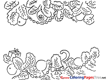 Tree download printable Coloring Pages